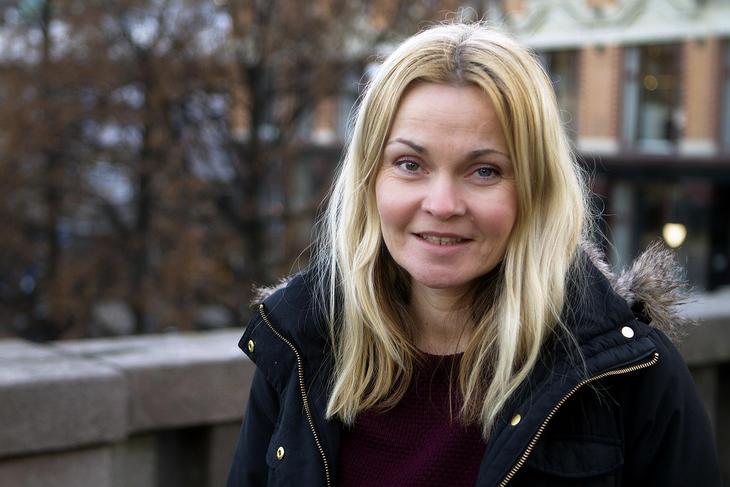 Fagleder i Akan, Camilla Lynne Bakkeng. Foto: pressebilder akan.no