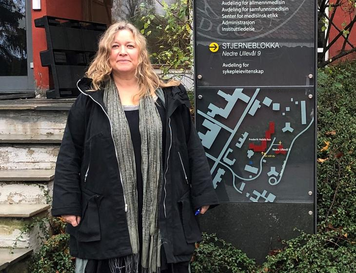 Forsker og psykiater Ingrid Havnes, ved Nasjonal kompetansetjeneste TSB, OUS, leder studier om anabole steroider og behandling.