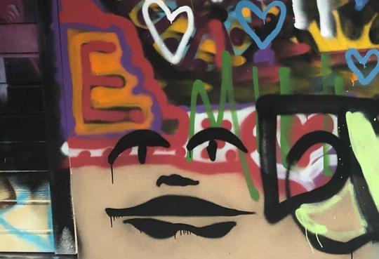 Vartun streetart