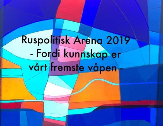 Ruspolitisk arena 2019