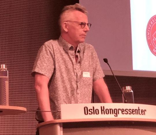 Willy Pedersen, UiO