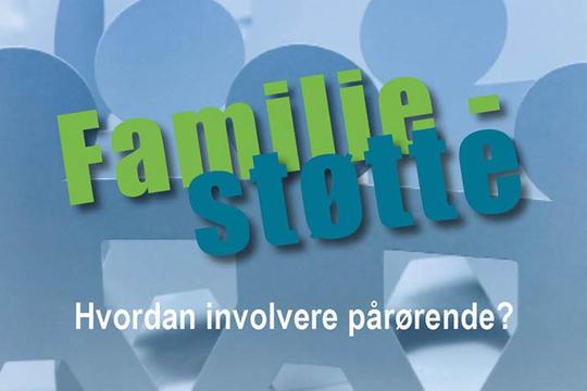 Familiestøtte logo