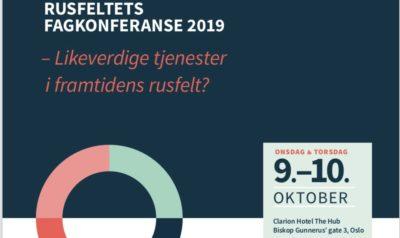 Rusfeltets fagkonferanse 2019